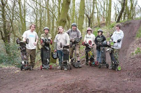 Allestree Freeride Meet