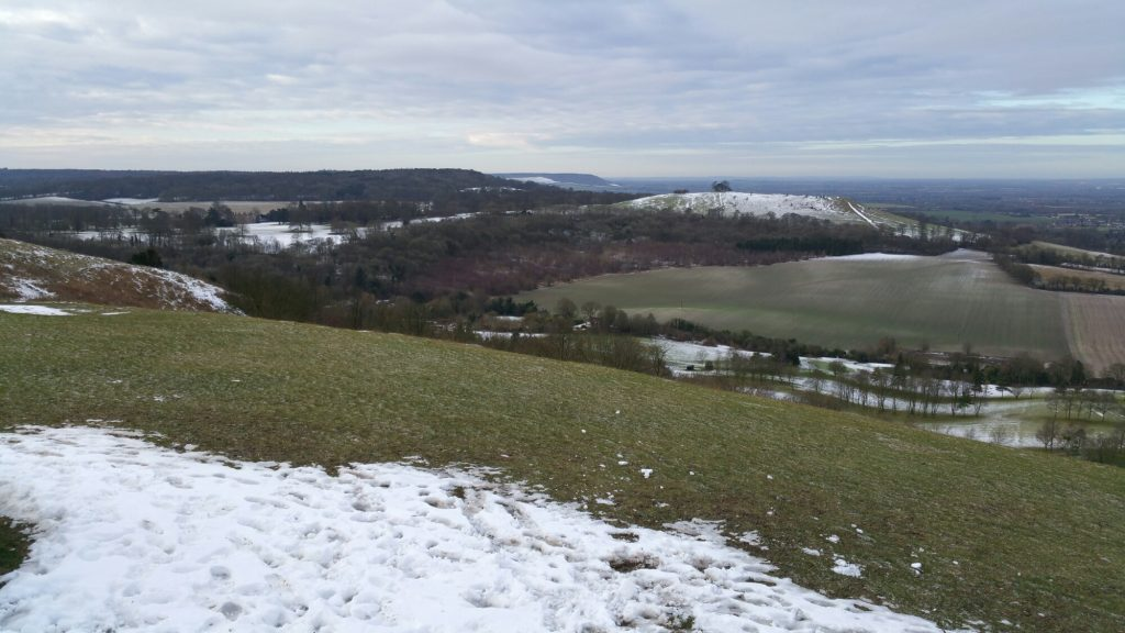 Ridgeway Walk - Coombe Hill to Aston Rowant