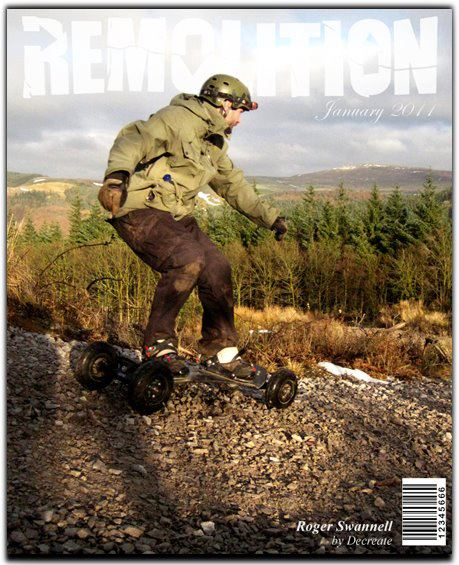 Remolition Covershot Macclesfield Forest